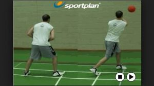 1 Step and Left Hip Pass