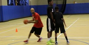 Pick and Roll Pass