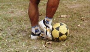 4 Teknik Shooting Sepak Bola Yang Benar Beserta Gambarnya Olahragapedia Com
