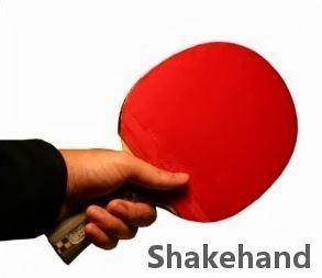 Teknik Shakehand Grip