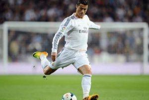 Gaya Bermain Cristiano Ronaldo