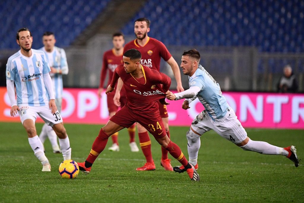 Hasil-AS-Roma-vs-Virtus-Entella-Coppa-Italia
