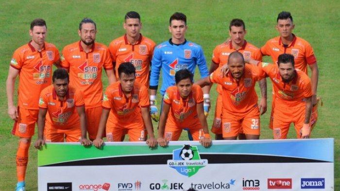 Skuad Borneo FC musim lalu
