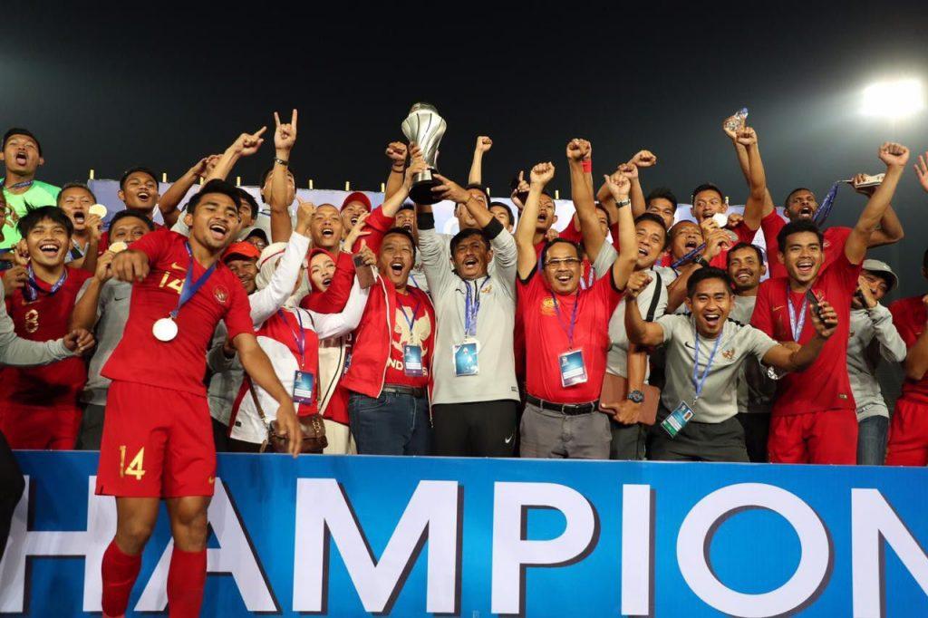 Kemenangan di ajang Piala AFF akan jadi suntikan motivasi dan moral untuk menatap Kualifikasi Piala AFC 2020 dan SEA Games.