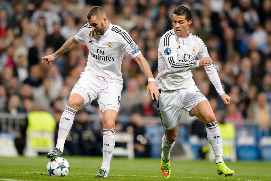 Duet Benzema-Ronaldo yang sempat menjadi duet terbaik di dunia