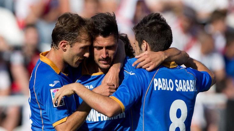 Kemenangan atas Rayo Vallecano bawa Getafe masuk zona Liga Champions