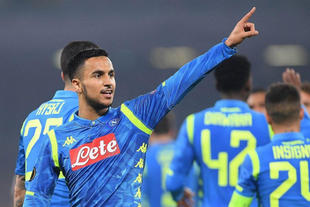 Adam Ounas bantu Napoli taklukan FC Zurich