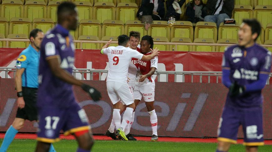 AS Monaco atasi perlawanan Toulouse (Franc Bleu)