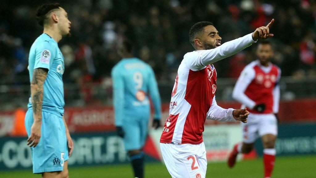 Reims berhasil kalahkan Marseille (Goal)