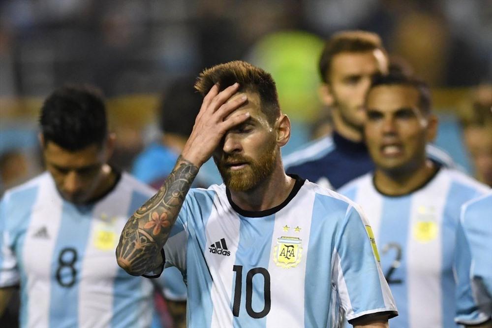 Laga kontra Venezuela akan jadi comeback bagi Lionel Messi