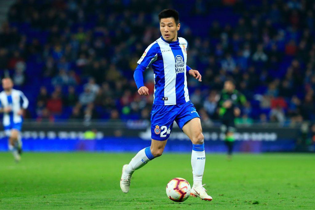 Wu Lei akan jadi senjata rahasia Espanyol saat hadapi Barcelona