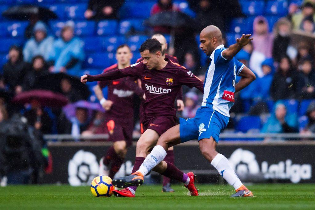 Meski dominan atas Espanyol, Barcelona tetap harus waspada permainan bertahan Espanyol