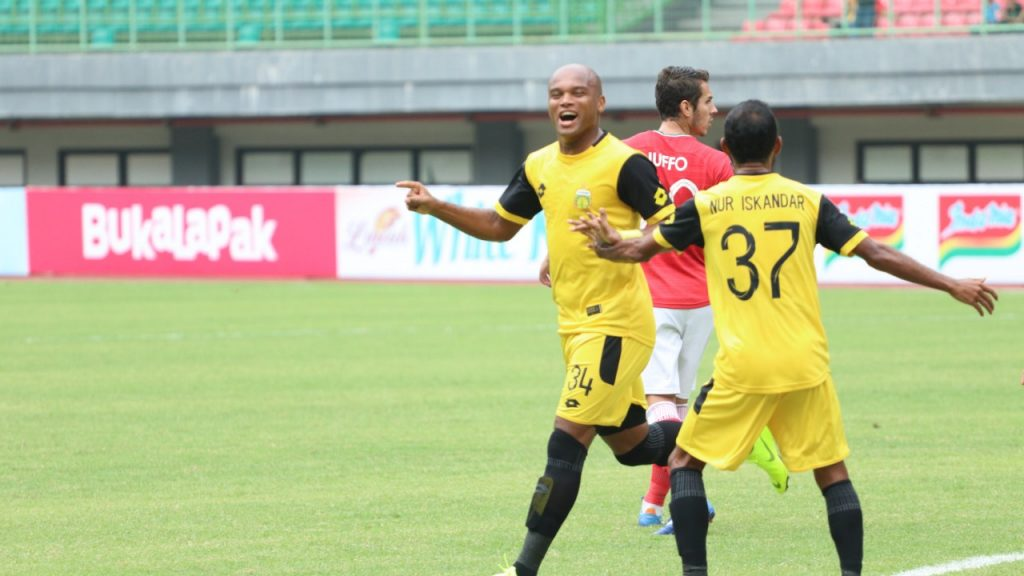 Bhayangkara FC sukses jalani laga pembuka Piala Presiden 2019 dengan kemenangan