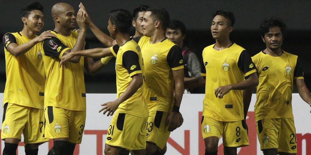 Bhayangkara Lolos Sebagai Juara Grup B