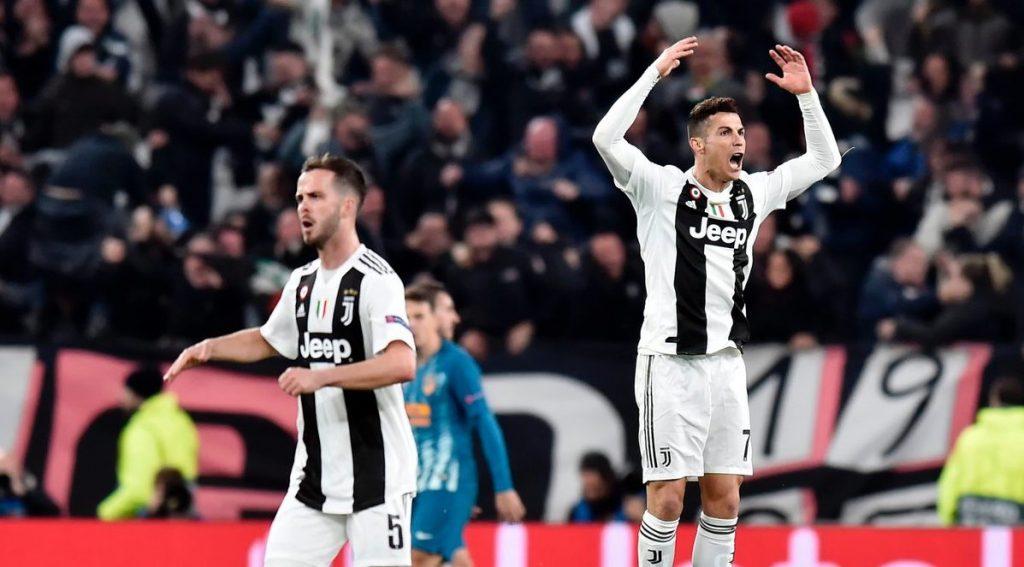 Gol Pertama Ronaldo yang Bangkitkan Semangat Skuad Juventus