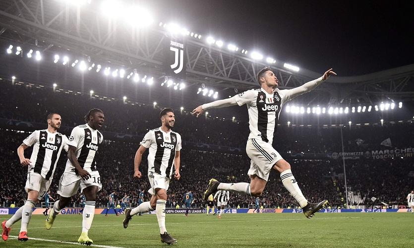 Peran vital Ronaldo bagi skuad Juventus musim ini