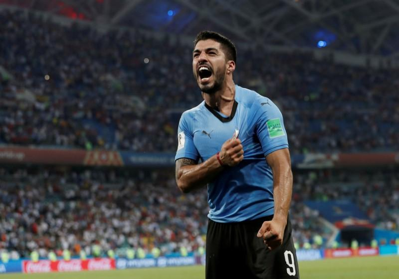 Suarez akan absen membela Uruguay untuk pemulihan cedera