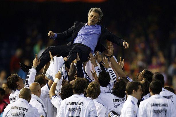 Mourinho tak akan menolak apabila ditawari kembali melatih Real Madrid