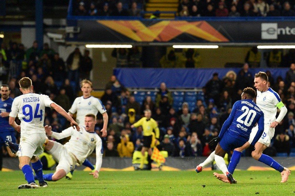 Lolos dari Dynami Kyiv, Chelsea akan bertemu Slavia Praha