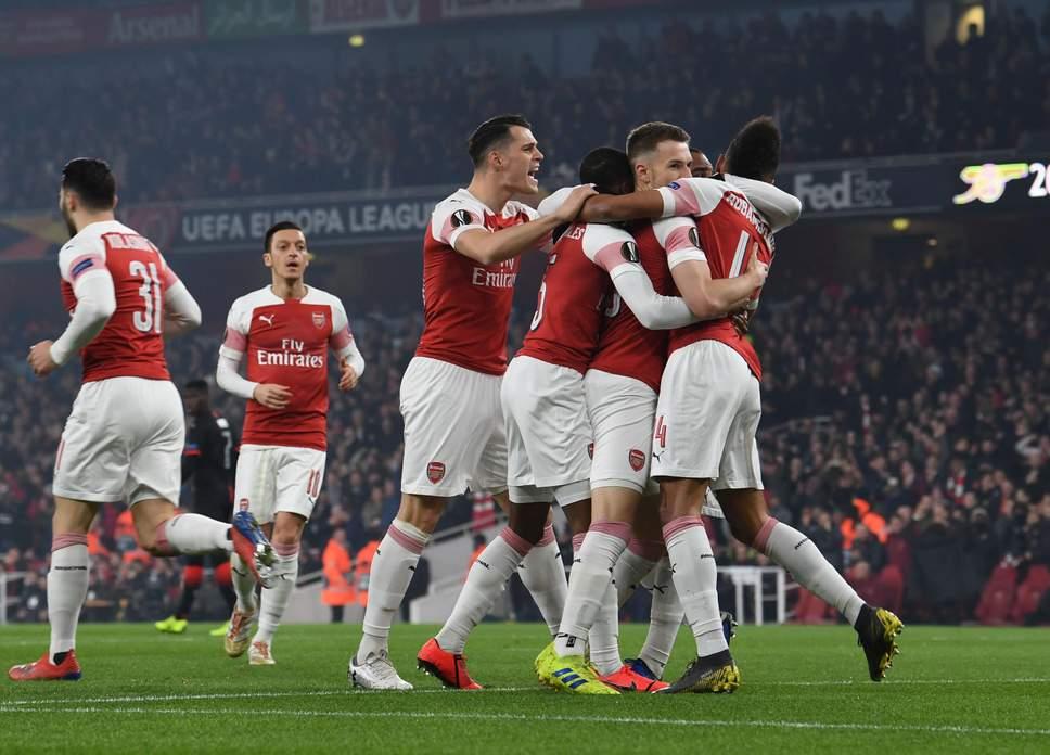 Kolektifitas akan jadi andalan Arsenal di laga menghadapi Napoli