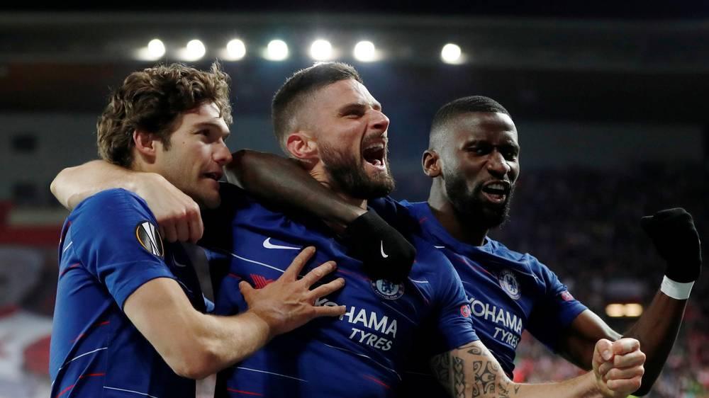 Chelsea Bertemu Frankfurt di Babak 4 Besar