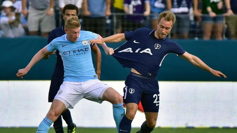 Duel City Kontra Spurs Berlanjut di Liga Champions