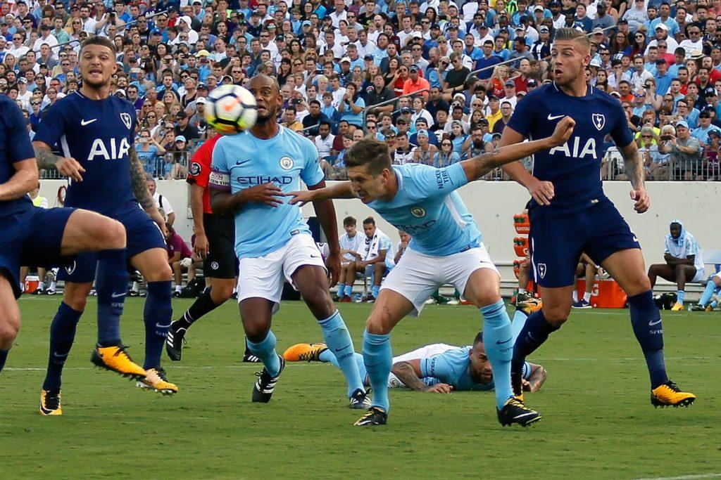 Manchester City akan bertemu rekan senegaranya Tottenham Hotspur di perempatfinal Liga Champions 2019