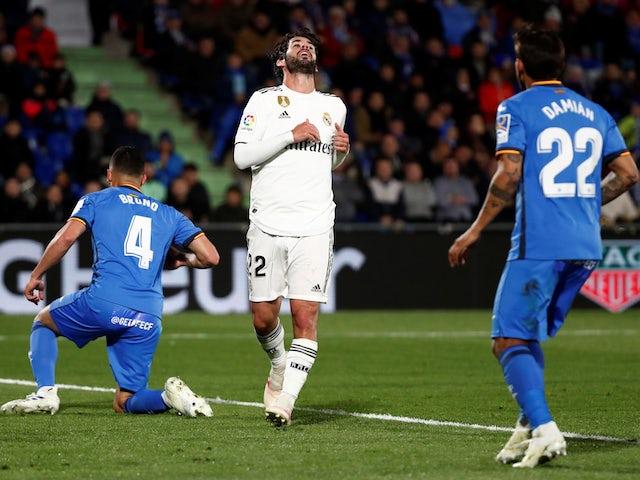 Isco gagal konversikan peluang menjadi gol