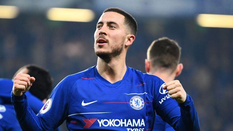 Sejak datang di tahun 2012, Hazard menjelma jadi tulang punggung Chelsea