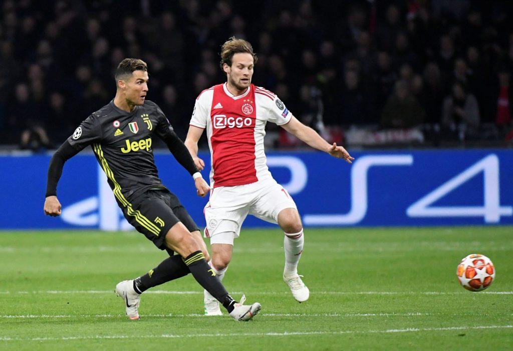Cristiano Ronaldo akan jadi andalan Juventus di lini depan