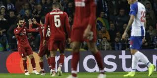 Liverpool Libas Porto dan Melaju ke Semifinal Liga Champions