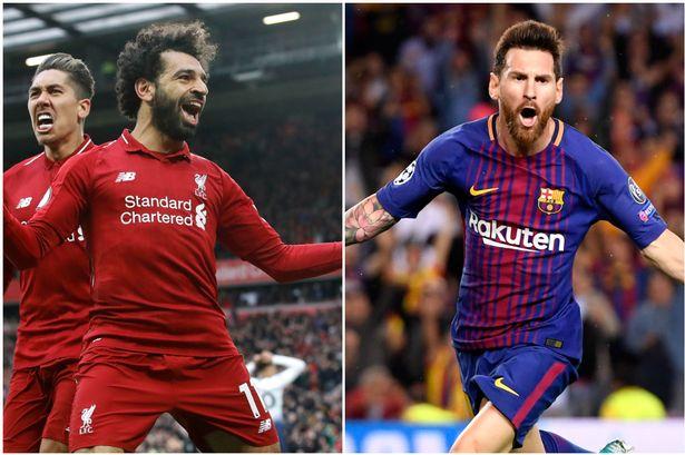 Liverpool Hadapi Barcelona di Babak Semifinal Nanti