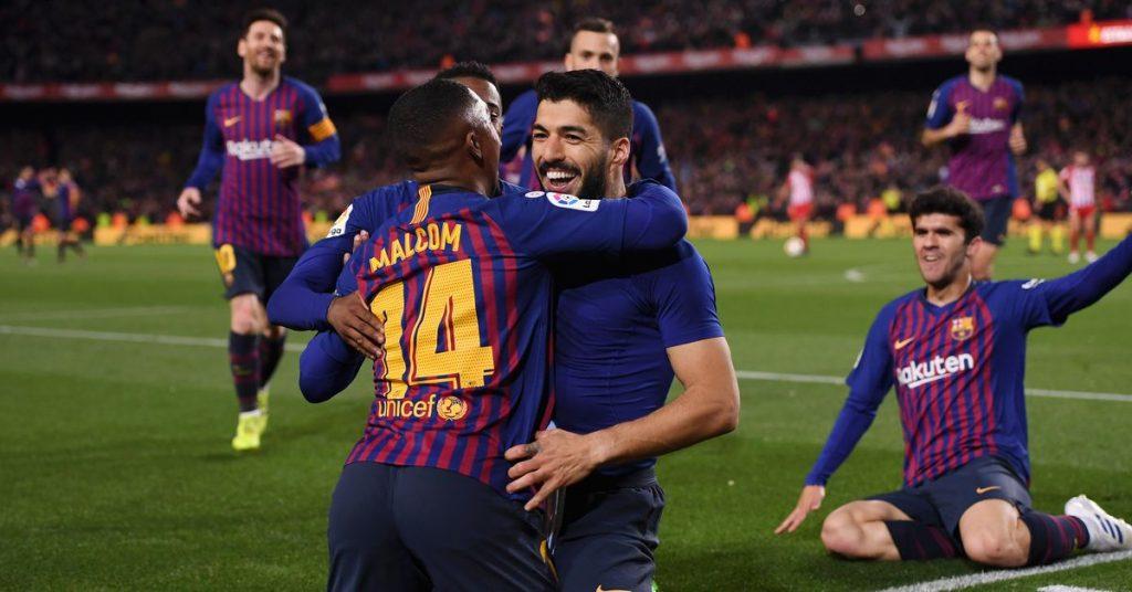 Hadapi MU akan jadi ujian konsistensi bagi Barcelona