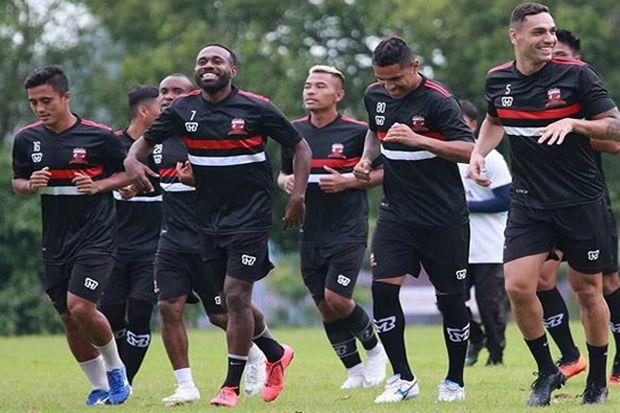 Madura United lakukan evaluasi besar besaran usai gagal di Piala Presiden 2019
