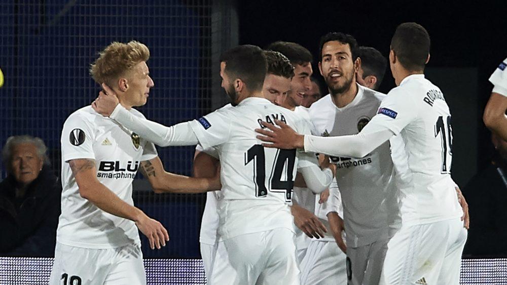 Valencia menang di laga tandang menghadapi Villarreal