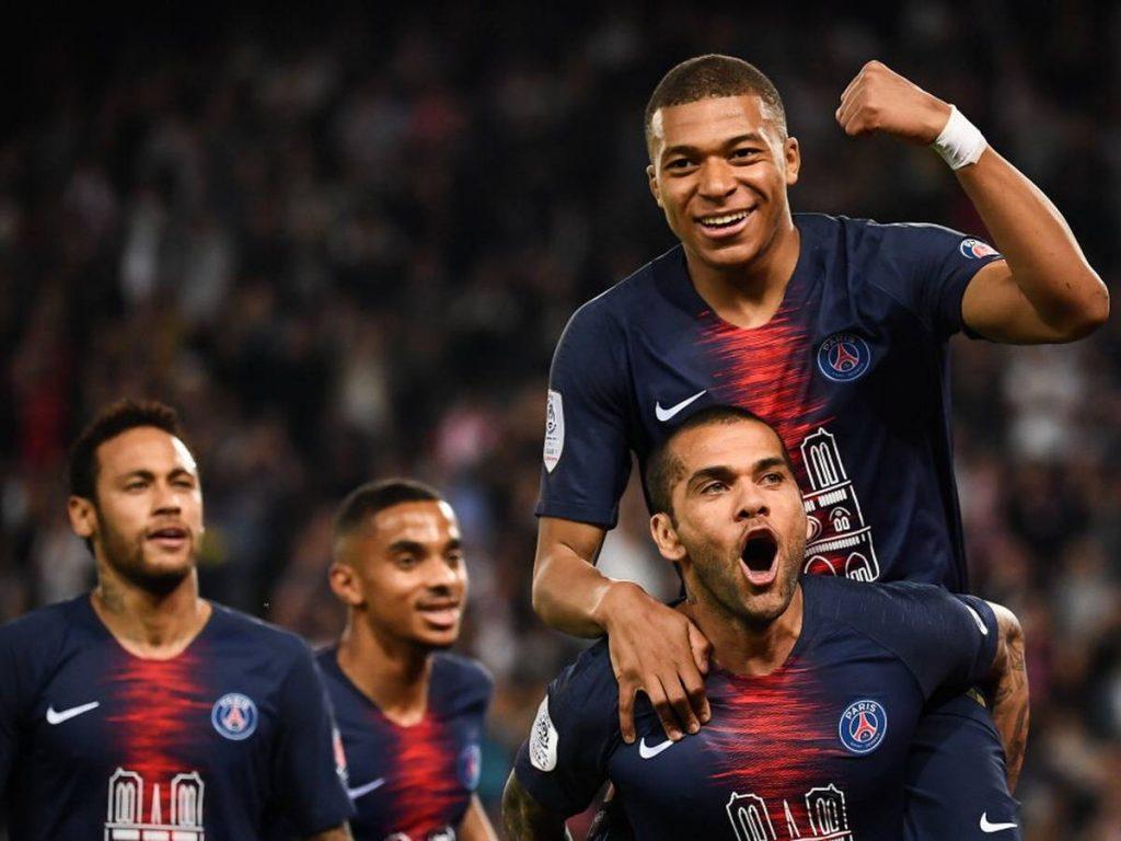 Kemenangan atas Monaco kukuhkan PSG sebagai juara Liga Perancis musim 2018-2019