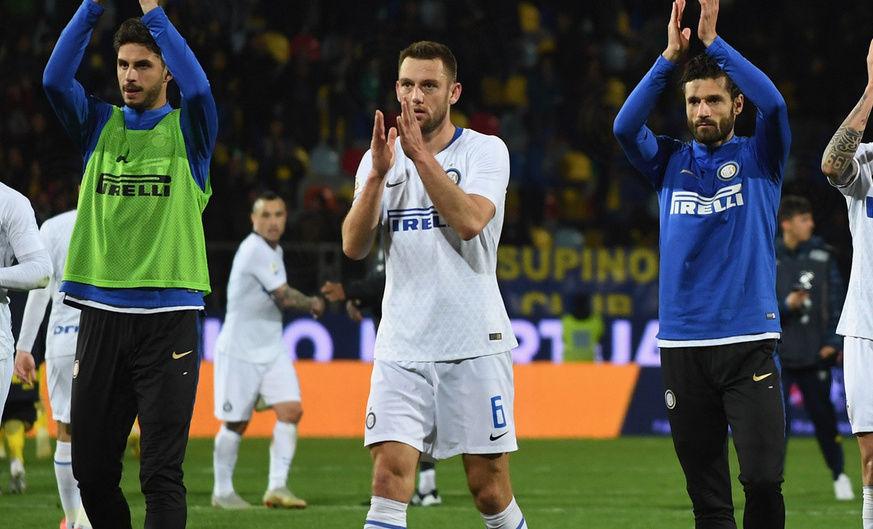 Kemenangan sukses nyamankan posisi Inter Milan di peringkat 3 klasemen
