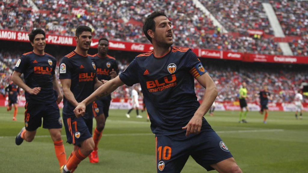 Taklukan Sevilla, Valencia sukses merangsek ke posisi 6 dan siap ambil satu tiket Liga Champions