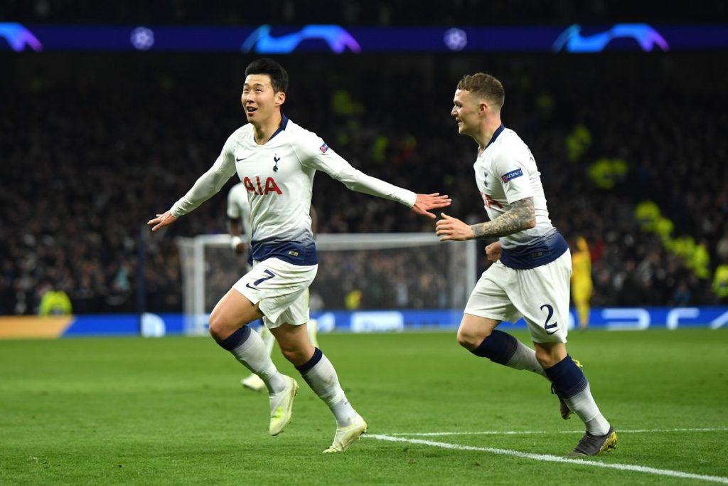 Son Heung-Min jadi bintang kemenangan Spurs atas Manchester City