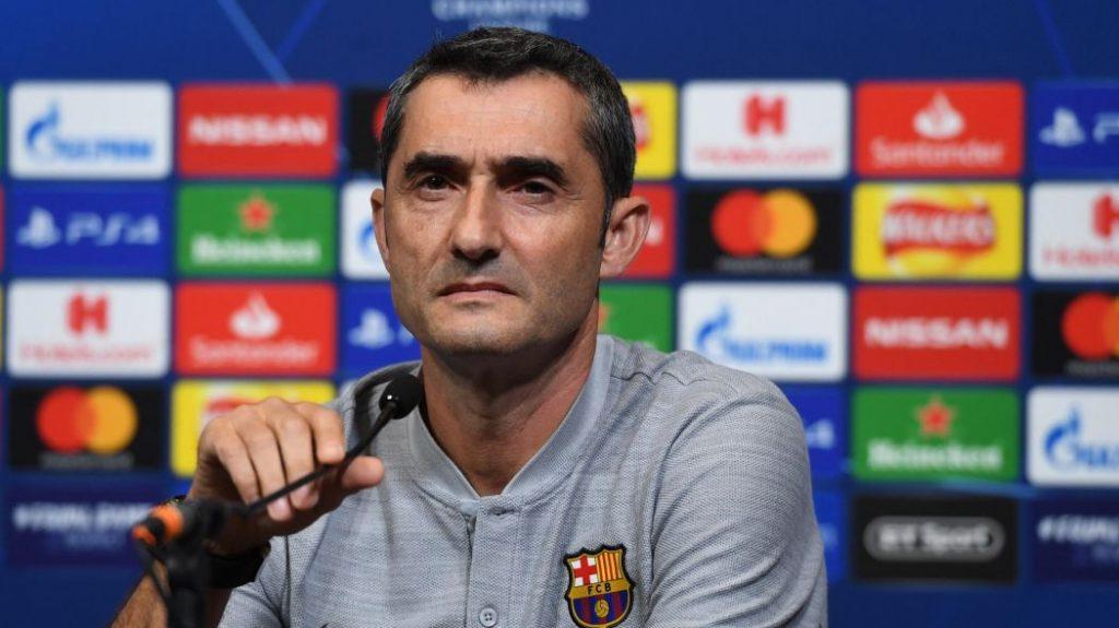 Valverde ingin Barcelona waspadai kecepatan para pemain MU