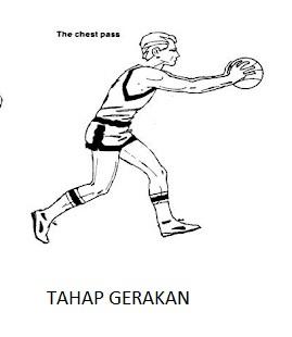 Cara Melakukan Teknik Chest Pass Yang Baik Dan Benar Olahragapedia Com