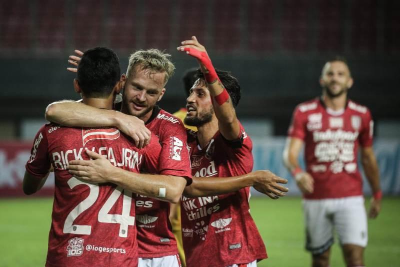 Meskipun kalah statistik namun Bali punya modal berharga jelang laga melawan Bhayangkara FC