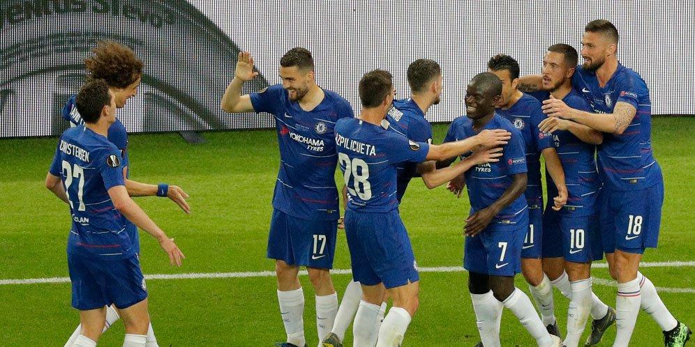 Chelsea Menjadi Juara Liga Europa Musim Ini
