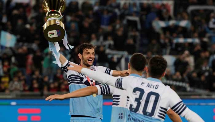 Lazio keluar sebagai juara Copa Italia 2019