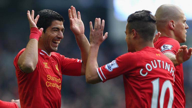 Suarez dan Coutinho pernah jadi bagian penting Liverpool