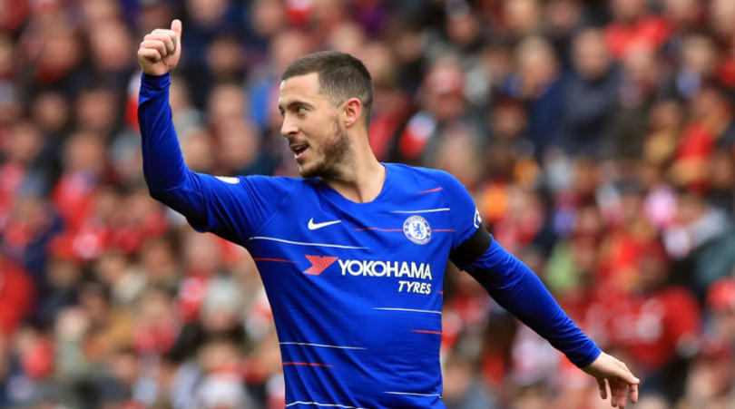 Eden Hazard Akan Diperkenalkan Madrid Setelah Final Liga Europa