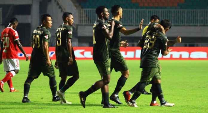 Tira Persikabo Hantam Badak Lampung FC