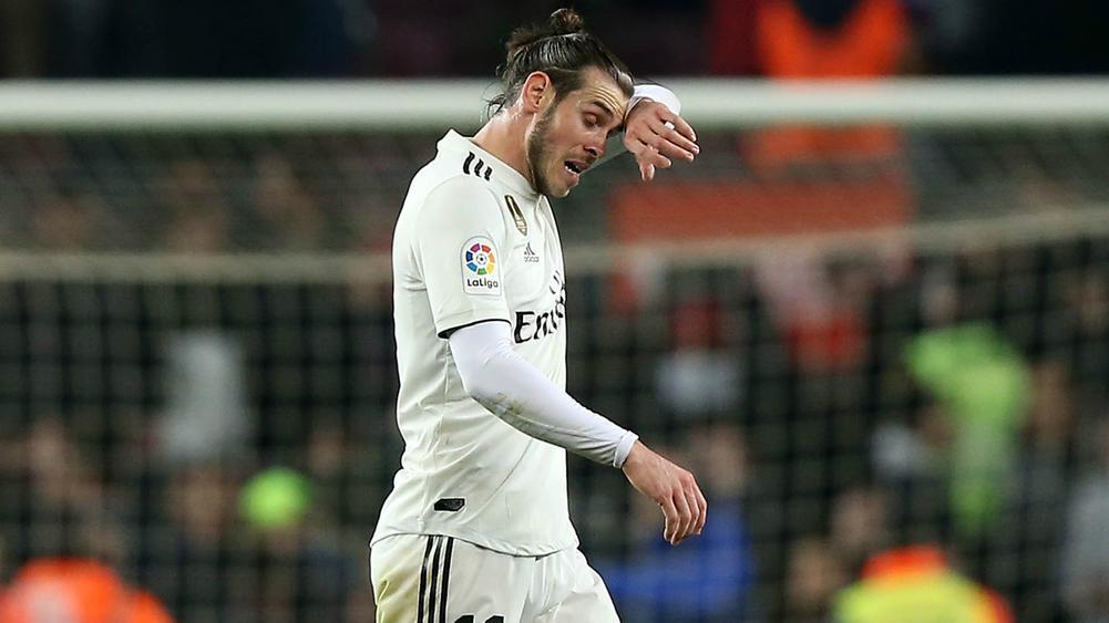 Gareth Bale terancam dibekukan oleh Real Madrid karena sang agen