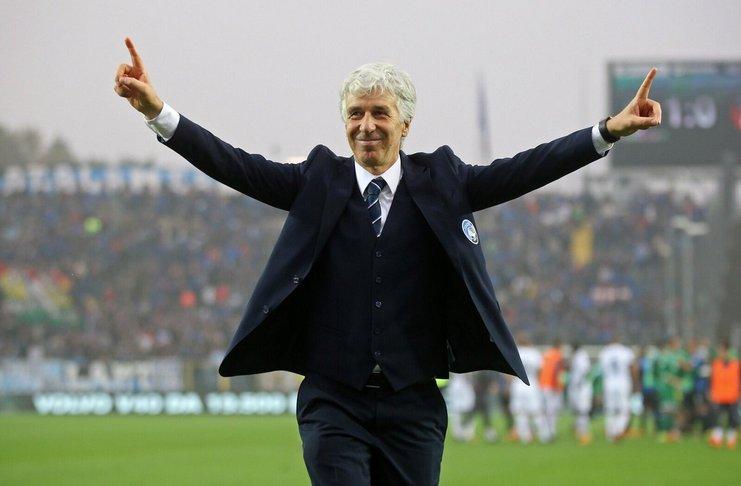 Gian Piero Gasperini sukses angkat performa Atalanta