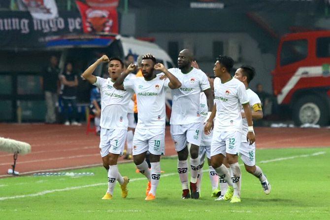 Kalteng Putra tampil gemilang di Piala Presiden 2019 dengan lolos hingga semifinal